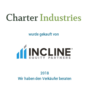 Tombstone Charter Industries 2018 Transaktion deutsch