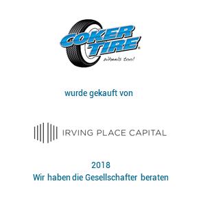 Tombstone Coker Tire Transaktion 2018 deutsch