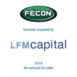 Tombstone Fecon 2018 Transaktion englisch