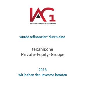 Tombstone IAG 2018 Refinanzierung deutsch
