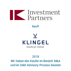 Tombstone IK Investment Partners 2018 deutsch