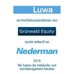 Tombstone Luwa 2018 Transaktion deutsch