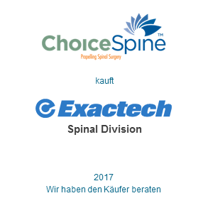 Tombstone ChoiceSpine 2017 deutsch