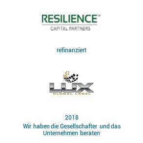Tombstone Resilience Lux Finanzierung 2018 deutsch