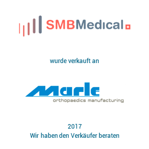 Tombstone SMB Marle Transaktion 2017 deutsch
