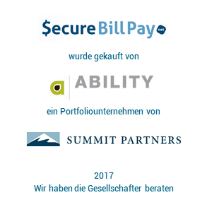 Tombstone Secure Bill Pay 2017 deutsch