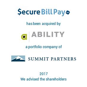 Logo Secure Bill Pay 2017 englisch