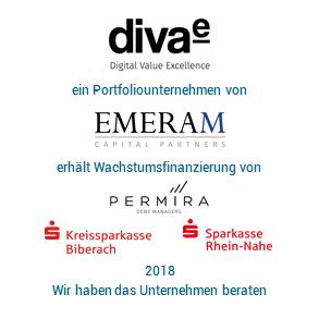 Tombstone diva-e Finanzierung 2018 deutsch