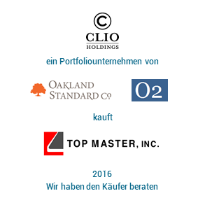 Tombstone clioholdings Master Transaktion 2016
