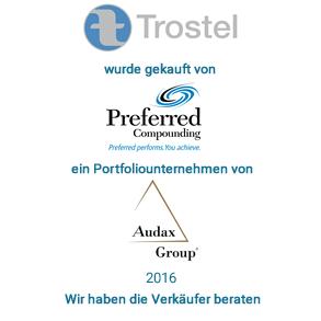 Tombstone Trostel Audax Transaktion 2016