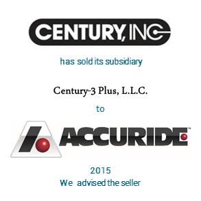 Tombstone Century Accuride 2015