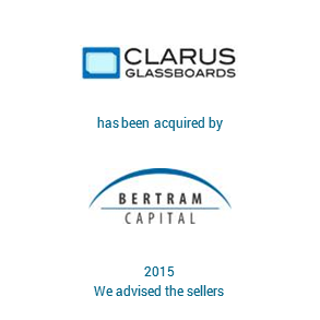 Tombstone Clarus Bertram Transaction 2015
