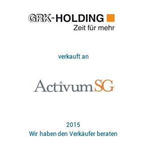 Tombstone GRK Activum Transaktion 2015