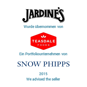 Tombstone Jardines Teasdale Transaktion 2015