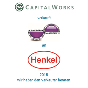 Tombstone CapitalWorks Henkel Transaktion 2015
