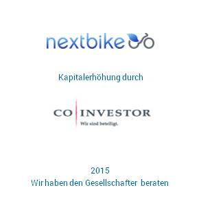Tombstone Nextbike Kapitalerhöhung 2015