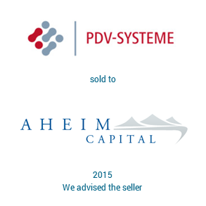 Tombstone PDV Aheim Transaction 2015