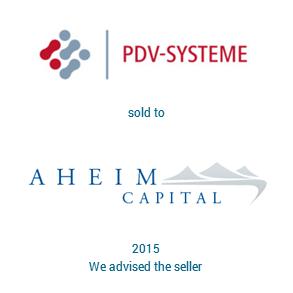 Tombstone PDV Aheim Transaction 2015