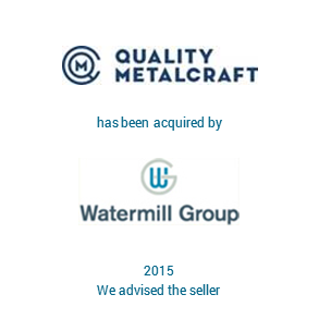 Tombstone QM Watermill Transaction 2015