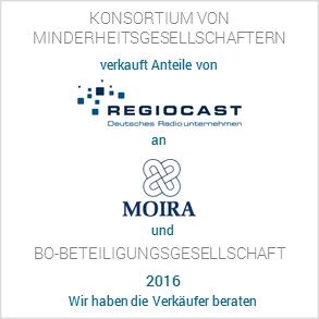 Tombstone Regiocast Moira Transaktion 2016 deu