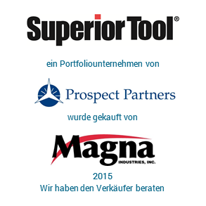 Tombstone SuperiorTool Magna Transaktion 2015
