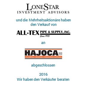 Tombstone Lonestar Alltex Transaktion 2016 deu