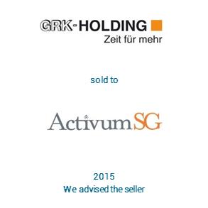 Tombstone GRK Activum Transaction 2015