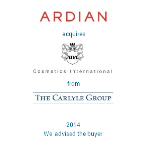Tombstone Ardian Carlyle Transaction 2014