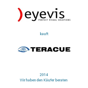 Tombstone eyevis Teracue Transaktion 2014