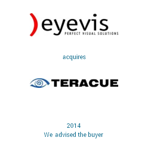 Tombstone eyevis Teracue Transaction 2014