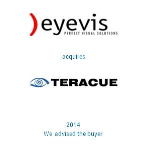 Tombstone eyevis Teracue Transaction 2014