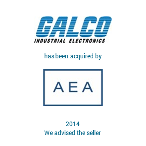 Tombstone Galco AEA Transaction 2014