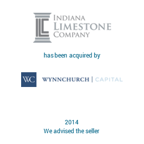 Tombstone Indiana Wynnchurch Transaction 2014