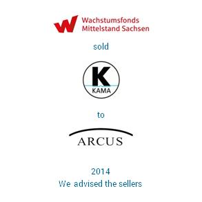 Tombstone Kama Arcus Transaction 2014