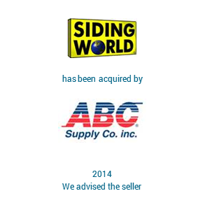 Tombstone SidingWorld ABC Transaction 2014