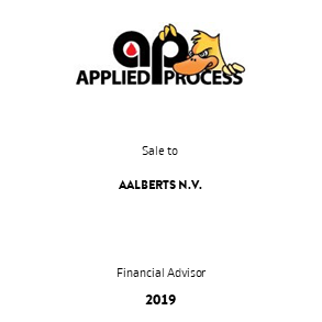 Tombstone applied aalberts Transaction 2019 en