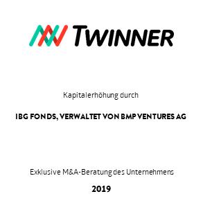 Tombstone Twinner Finanzierung 2019 deu