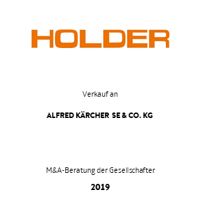 Tombstone Holder Kaercher Transaktion 2019 deu