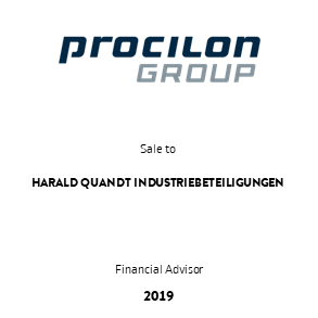 Tombstone Procilon HQI Transaction 2019 en