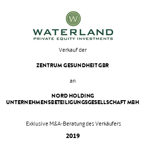Tombstone Waterland Nordholding Transaktion 2019 deu