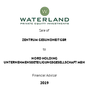 Tombstone Waterland Nordholding Transaction 2019 en