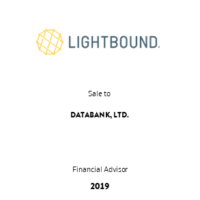 Tombstone Lightbound Databank Transaction 2019 en