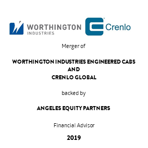 Tombstone Worthington Crenlo Transaction 2019 en