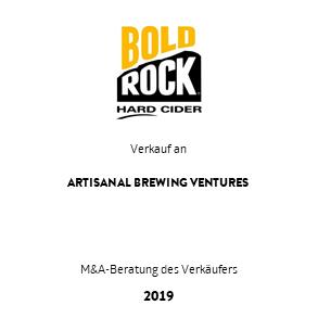 Tombstone BoldRock Artisanal Transaktion 2019 de