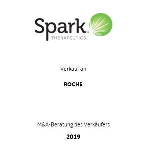 Tombstone Spark Roche Transaktion 2019 de