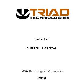 Tombstone Triad Shorehill Transaktion 2019 de