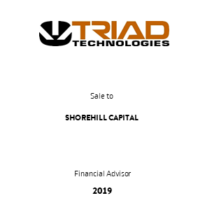 Tombstone Triad Shorehill Transaction 2019 en