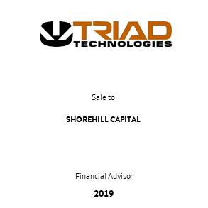 Tombstone Triad Shorehill Transaction 2019 en