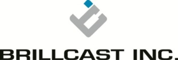 Logo Brillcast