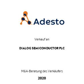 Tombstone Adesto Dialog Transaktion 2020 de